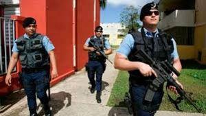 ser un oficial de policía