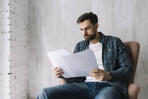 Cómo saber si una apostilla es un hombre de verdad con documentos