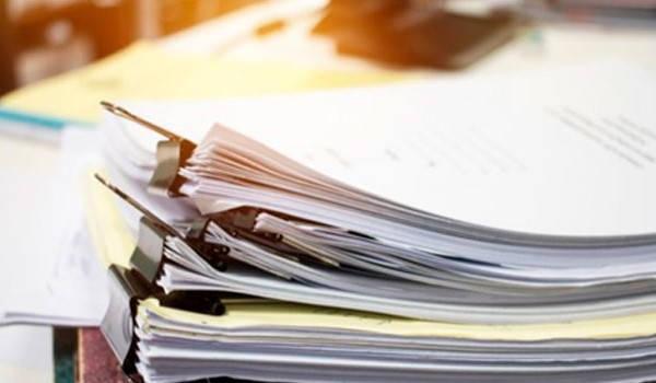 Documentos de referencia para importación