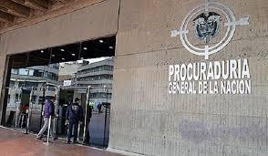 Expedición de base disciplinaria al bufete de abogados colombiano