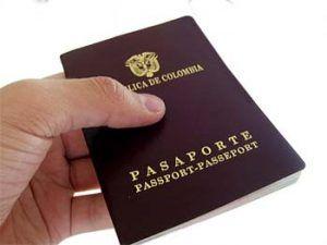 Requisitos de pasaporte en Colombia