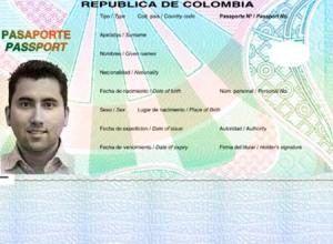 Requisitos para obtener un pasaporte colombiano